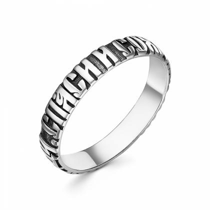 Серебряное кольцо 310045