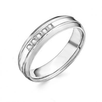 Обручальное кольцо 3-007