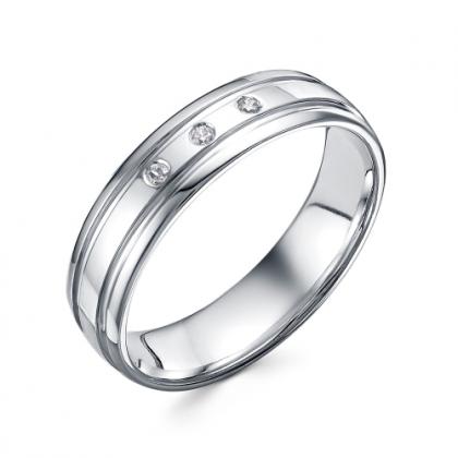 Обручальное кольцо 3-026