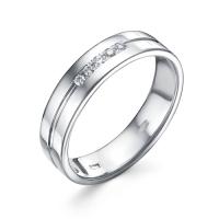 Обручальное кольцо 3-043