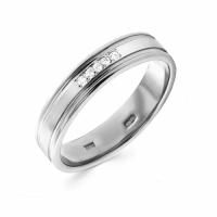 Обручальное кольцо 3-047