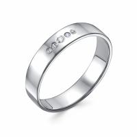 Обручальное кольцо 3-064