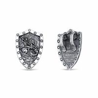 Щит из серебра великомученика Георгия Победоносца 330025