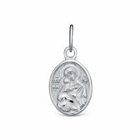 Иконка из серебра Божьей Матери, Владимирская 330097
