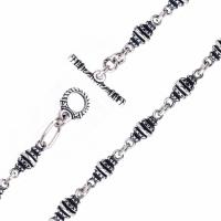 Серебряная цепь 430006