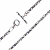 Серебряная цепь 430010